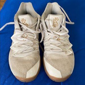 Kids Nike basketball sneakers